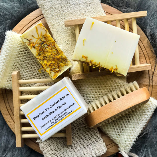 Goats Milk and Almond Soap