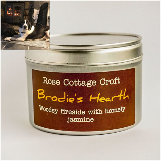 Brodie's Hearth Candle