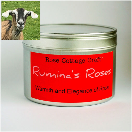 Rumina's Roses Candle