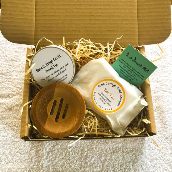 Shampoo Bar Gift Box