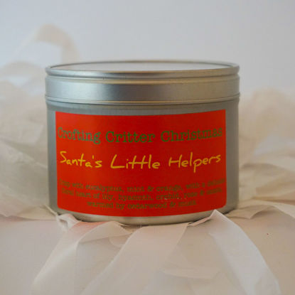 Santa's Little Helpers Candle
